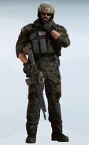 Blackbeard Ravage Uniform