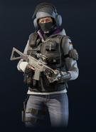R6 IQ 552 Commando