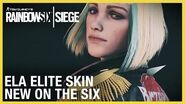 Rainbow Six Siege Ela Elite Set - New on the Six Ubisoft NA
