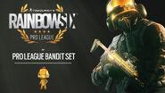 Bandit in the Y1S3 Pro League Set