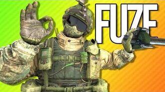 @%*^ING FUZE Rainbow Six Siege-0