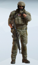 Blackbeard Default Uniform