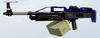 Blue Electric 6P41 Skin
