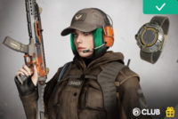 Ela The Division 2 Set