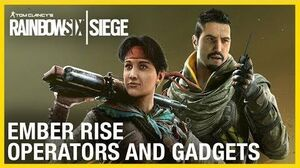Rainbow Six Siege Ember Rise Operators Gameplay and Gadget Starter Tips Ubisoft NA