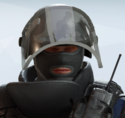 Rook Bitumen Headgear