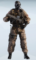 Smoke KT Nomad Camo Uniform