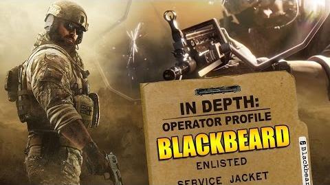 Rainbow Six Siege - In Depth Operator Profile BLACKBEARD