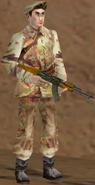 Djibouti Terrorist Ak47