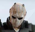 Vigil Sand Shroud Headgear