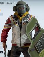 Competitor Blitz 20 Uniform