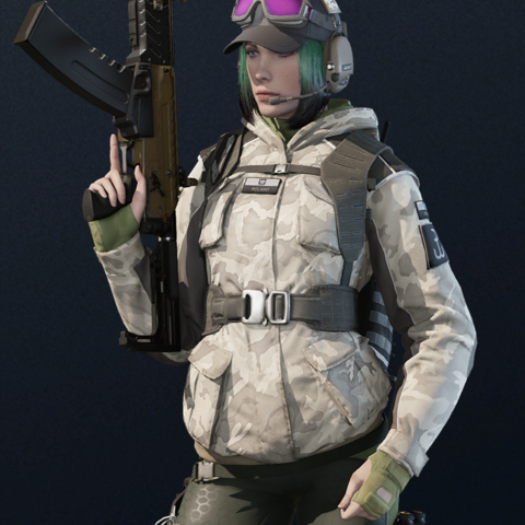Ela armed with FO-12