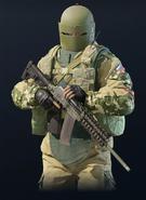 R6 Tachanka SASG-12