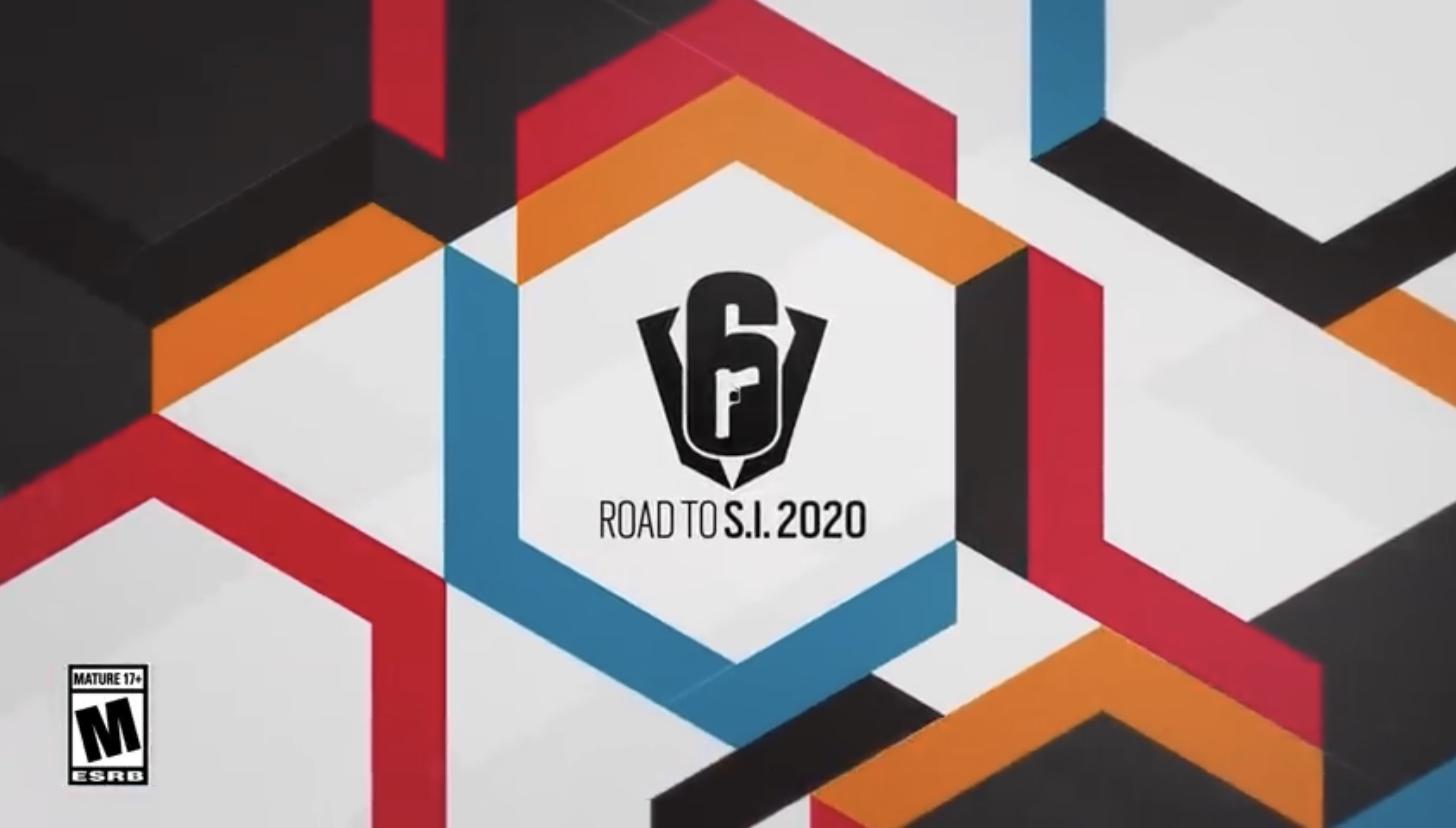 Road To S I 2020 Rainbow Six Wiki Fandom