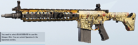 Tattoo SR25 Skin
