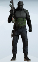 Vigil Default Uniform