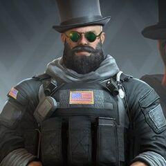 Blackbeard in the Dignified Bundle