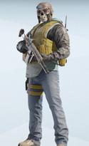 Capsized Uniform