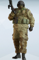 Glaz Default Uniform