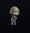 Bandit Chibi
