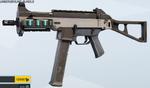 Electro UMP45 Skin