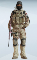 Frost Burning Silt Uniform