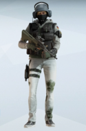 IQ Winter Moon Uniform