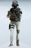IQ Winter Moon Uniform