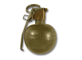 M67 Grenade IRL