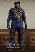 Maverick Blue-Collar Uniform