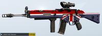 Union Jack AR33 Skin