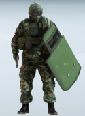 Fuze Russian Taiga Uniform
