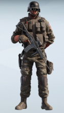 Thermite Pebble Storm Uniform