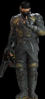 Echo Tenkamusou Uniform