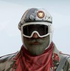 Kaid Fractured Floe Headgear