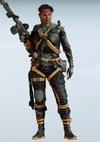 Amaru Mission Blacksmith Uniform