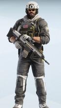 Blackbeard Lightspeed Uniform