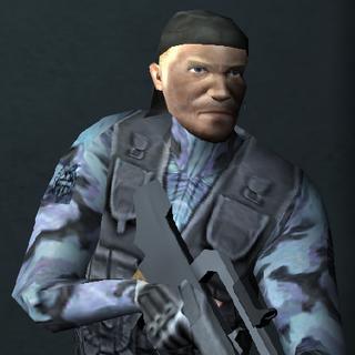 Weber wearing Street suit