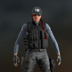 SWAT Cadet UCP