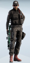 Ash Default Uniform