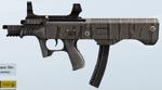 Black Tiger T5 Skin