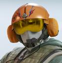 Jager Solar Flare Headgear