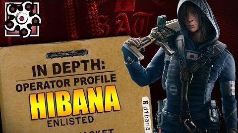 Rainbow Six Siege - In Depth- Operator Profile- HIBANA