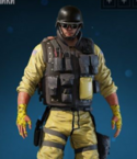 Thermite Decon Uniform