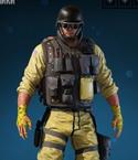 Thermite Decon Uniform