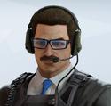 Warden Default Headgear