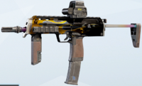 Axle 13 Weapon Skin