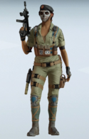 Caveira Expedition Uniform