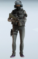 IQ Lilac Splinter Uniform