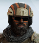 Blackbeard Rhino Headgear